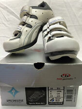Specialized Womens Spirita White Road Bike Cycling Shoes 6