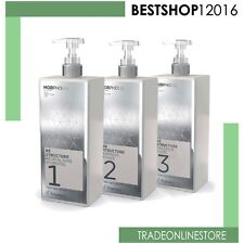 Framesi Morphosis Re Structure Kit 1000 ml  Trattamento Shampoo + Filler + Fluid