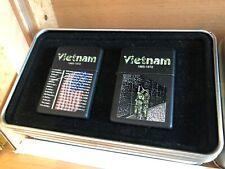 Original Zippo Vietnam lim Edition 2 Stück