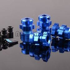 1/10 BRUSHLESS Widen 17mm HEX NUTS hubs E-MAXX Summit 3.3 Traxxas E-REVO REVO3.3