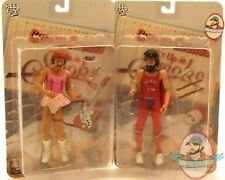 Cheech And Chong Set Of 2 Action Figures Up In Smoke by Neca