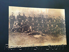 IRA Flying Column -The Men Of The West - Irish War Of Independence 1919-22 Print