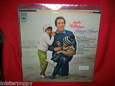 ANDY WILLIAMS Happy Heart LP 1969 AUSTRALIA MINT-