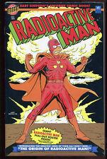 RADIOACTIVE MAN #1 NEAR MINT GLOW IN THE DARK COVER (1st SERIES 1995 BONGO)