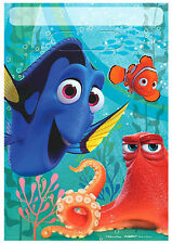 8pc Disney Finding Dory & Nemo Treat Favor Birthday Party Loot Gift Candy Bag