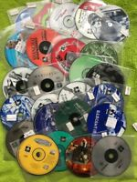 PS1 - über 75 Spiele (nur CD) (u.a. Spyro, Destruction Derby, Tony Hawk, Disney)