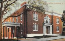 Churchill House, Providence, Rhode Island 1915 Vintage Postcard