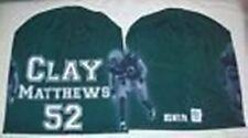 Green Bay Packers Clay Matthews Beanie (NEW) NFL Winter Hat Toboggan Stretch