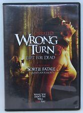 Wrong turn 3 : Left for dead - DVD - 2009