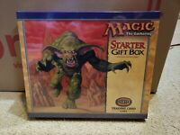 Starter 1999 Gift Box Set (ENGLISH) FACTORY SEALED BRAND NEW MAGIC MTG Sealed