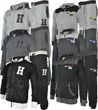Unbranded Fleece Tracksuits for Men with Pockets