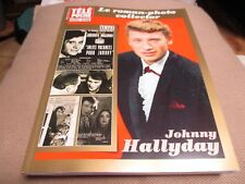 "REVUE ""TELE POCHE H.S. : JOHNNY HALLYDAY"" le roman-photo collector"