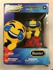 Emoji LOL Figurine Buster, Tell The World How You Feel, Laughing So Hard You Cry