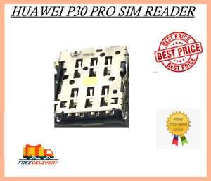 For Huawei P30 Pro Replacement Sim Card Reader With Microphone UK Stock