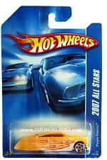 2007 Hot Wheels #153 All Stars #153 Purple Passion yellow