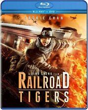 Railroad Tigers blu ray---Hong Kong RARE Kung Fu Martial Arts Action movie-1B