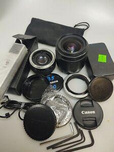 Canon EOS Caps Lot (H6)