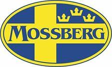 Mossberg Gun Logo Vinyl Sticker Decal Multi color 500 tactical