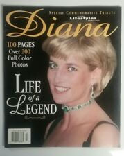 Special Commemorative Tribute to DIANA 100 Pages over 200 Full Color Photos