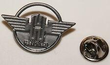 HANOMAG Logo Emblem Traktor Trecker l Ansteckerl Abzeichen l Pin 187