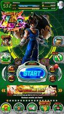 Dokkan Battle Global LR TEQ Vegito, 30 LRs, 6409 Stones Android