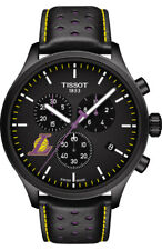 New Tissot Chrono XL LA Lakers Edition Black PVD Mens Watch T1166173605103