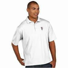 NEW Pittsburgh Pirates Performance Short Sleeved Polo Shirt Mens Large Patriotic