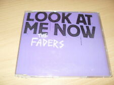 THE FADERS - LOOK AT ME NOW 1 TRACK PROMO