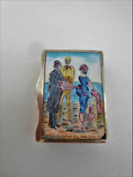French Silver Enamel Vesta Case Matchsafe Box near 1900