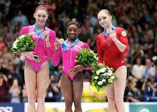2013 Worlds: Women's All-Around, Gymnastics BLURAY -Biles/Ross/Mustafina/Jinnan