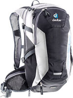 COMPACT EXP 12 BACKPACK BLACK/WHITE 19X9.4X7.1