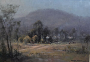 KASEY SEALY ~ APPEALING ORIGINAL OIL PAINTING ~ SARATOGA, NSW