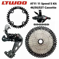 LTWOO MTB 1x11 Speed Groupset 46T 50T 52T ZRACE Cassette/Chainring MTB 11S group