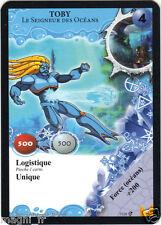GORMITI n° 7/120 - TOBY, le seigneur des océans (A2508)