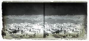 Constantinople Panorama Turkey Occupation French 1920-21