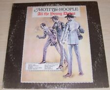 MOTT THE HOOPLE ALL THE YOUNG DUDES ALBUM 1972 COLUMBIA RECORDS KC 31750