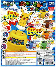 Pokemon Boss XY&Z Pop Up Pirate Playset 5pcs  - Takara Tomy ARTS  ^_^2