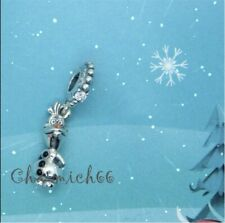 Charm Pendant Disney OLAF Argent 925 + pochette PANDORA