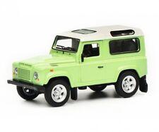 Land Rover Defender, Green White / Art No. 452018100, Schuco Model 1:64