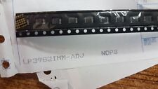 LOT OF 60 PCS. NSC LP3982IMM-ADJ/NOPB IC REG LDO ADJ 0.3A 8VSSOP