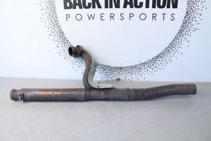 2015 CAN-AM OUTLANDER L MAX 500 4X4 DPS Exhaust Header Pipe 2 into 1 system