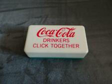ORIGINAL VINTAGE COCA-COLA CLICKER FINGER POPPER