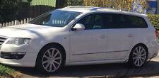 VW Passat B6 3C Saloon Estate R-Line Look Side Skirts