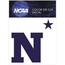 Navy Midshipmen Logo NCAA Die Cut Vinyl Car Sticker Bumper Window