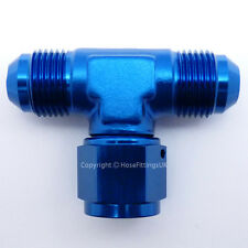 AN -6 AN6 JIC Flare MALE FEMALE SWIVEL T-PIECE Hose Fitting Adapter MFM