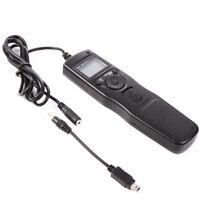 Timer Remote Cord+2.5mm Adapter For Nikon D90 D600 D3200 D5100 D5200 D7100 D7000