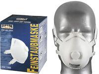 5 Stück P3 Feinstaubmaske TECTOR 4236, FFP3 mit Ventil, nach EN 149, Atemschutz