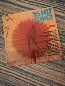 Elton John - 16 Hit Songs Rare Covers Vinyl LP Near Mint