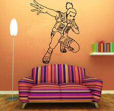 Wall Vinyl Stickers Decals Mural Room Design Art Anime Movie SR169