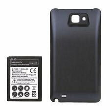 Power Akku 5000 mAh + Akku Deckel Samsung Galaxy Note N7000 i9220 #q862